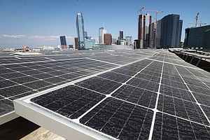 California Sets Goal Of 100 Percent Clean Electric Power ...