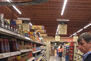 Blind Grocery Shoppers Access 'Second Set Of Eyes' Through App At Wegmans