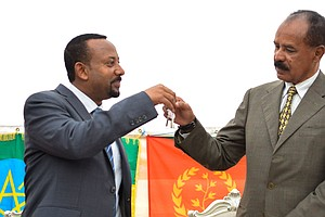 Ethiopia-Eritrea Border Reopens, 20 Years After War And B...
