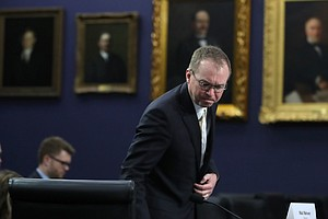 Pentagon Was Not Notified Of Proposal To Change Military ...