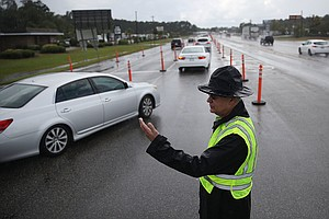 Hurricane Florence: Travel Begins To Snarl As Storm Close...