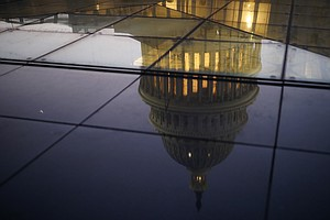House And Senate Negotiators Strike Deal To Avoid Shutdow...