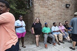 Running Out Of Cots, North Carolina Shelters Strained As ...