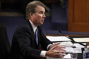 Kavanaugh Denies Allegation Of Sexual Misconduct During H...