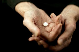 Study: A Daily Baby Aspirin Has No Benefit For Healthy Older People