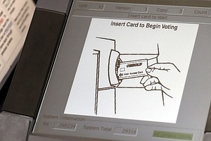 Georgia Will Use Electronic Voting Machines This Fall As Paper Ballot Case Fa...