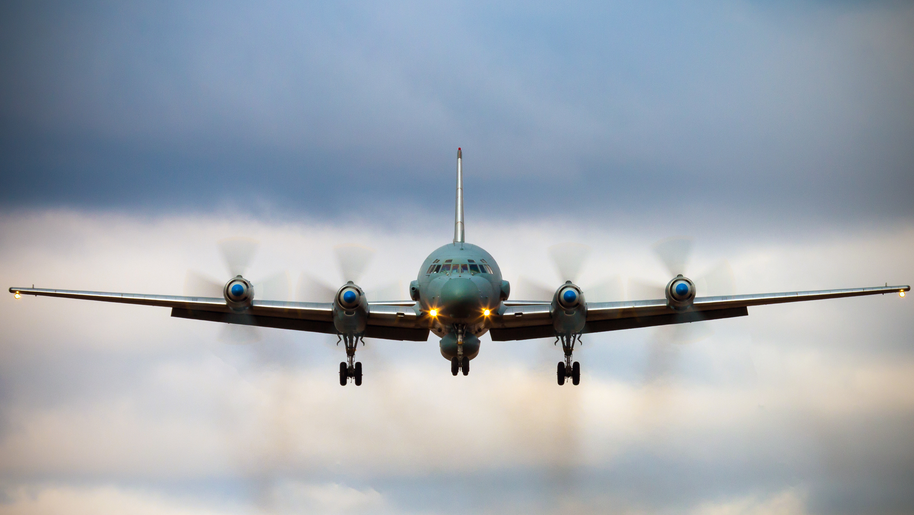 Russian Il-20 aircraft mistakenly shot down by Syrian air defense 19