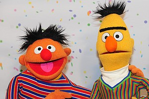 Former Writer Saw Bert And Ernie As 'Loving Couple'; Sesa...