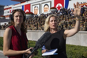101 Ways To Thwart A Reporter In Pyongyang