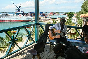 The Hot New Musical Trend In Zanzibar Is From The '80s — ...