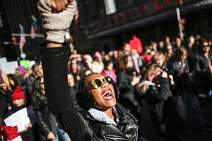The Women's Wave: Backlash To Trump Persists, Reshaping P...