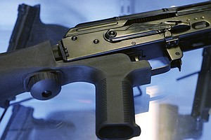 The Politics Of Bump Stocks, 1 Year After Las Vegas Shooting