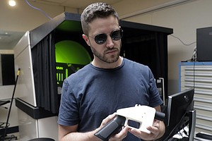 3D Gun Designer, Arrested For Alleged Sexual Assault Of A...