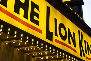 'Lion King' Puppet Technician Arrested After Allegedly Pr...