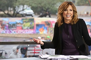 Hannah Storm, Part Of First All-Women NFL Broadcast Team,...