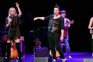 Pistol Annies Release Three New Songs In Preview Of New A...