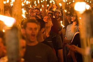 4 California Men Charged With Rioting At Last Year's Rally In Charlottesville...