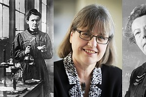 The Nobel Prize In Physics: 117 Years, Three Women And Counting