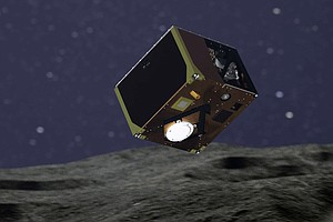 Probe Lands On Ryugu Asteroid In Latest Success For Inter...
