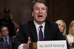 Photo for Kavanaugh Confirmed To Supreme Court