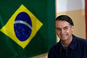 Brazil's Far-Right Presidential Candidate Leads But Doesn...