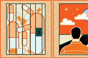 After Prison, Many People Living With HIV Go Without Trea...