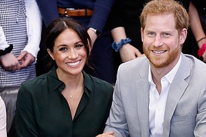 Meghan Markle And Prince Harry Are Expecting A Baby