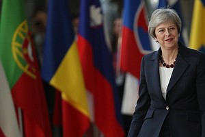 Brexit Talks Stall At 'Moment Of Truth' Summit