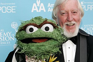 After 50 Years On 'Sesame Street,' The Voice Of Big Bird ...