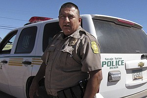 Justice Department Expands Tribal Police Help, Calling It...