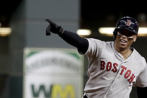 Boston Red Sox Stifle Houston Astros' Bats, Return To The...