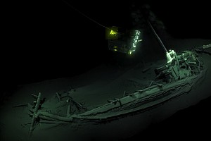 'Oldest Intact Shipwreck Known To Mankind' Found In Depth...