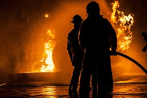 Laws Intended To Protect Firefighters Who Get Cancer Ofte...