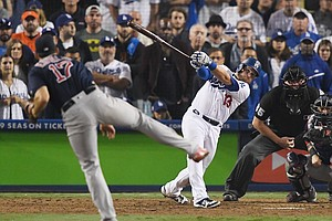 2 Games In One: LA Keeps Hope Alive With 18-Inning Win Ov...