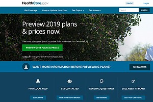 Looking For ACA Health Insurance For 2019? Here's What To Expect