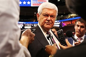 'Combative, Tribal, Angry': Newt Gingrich Set The Stage F...