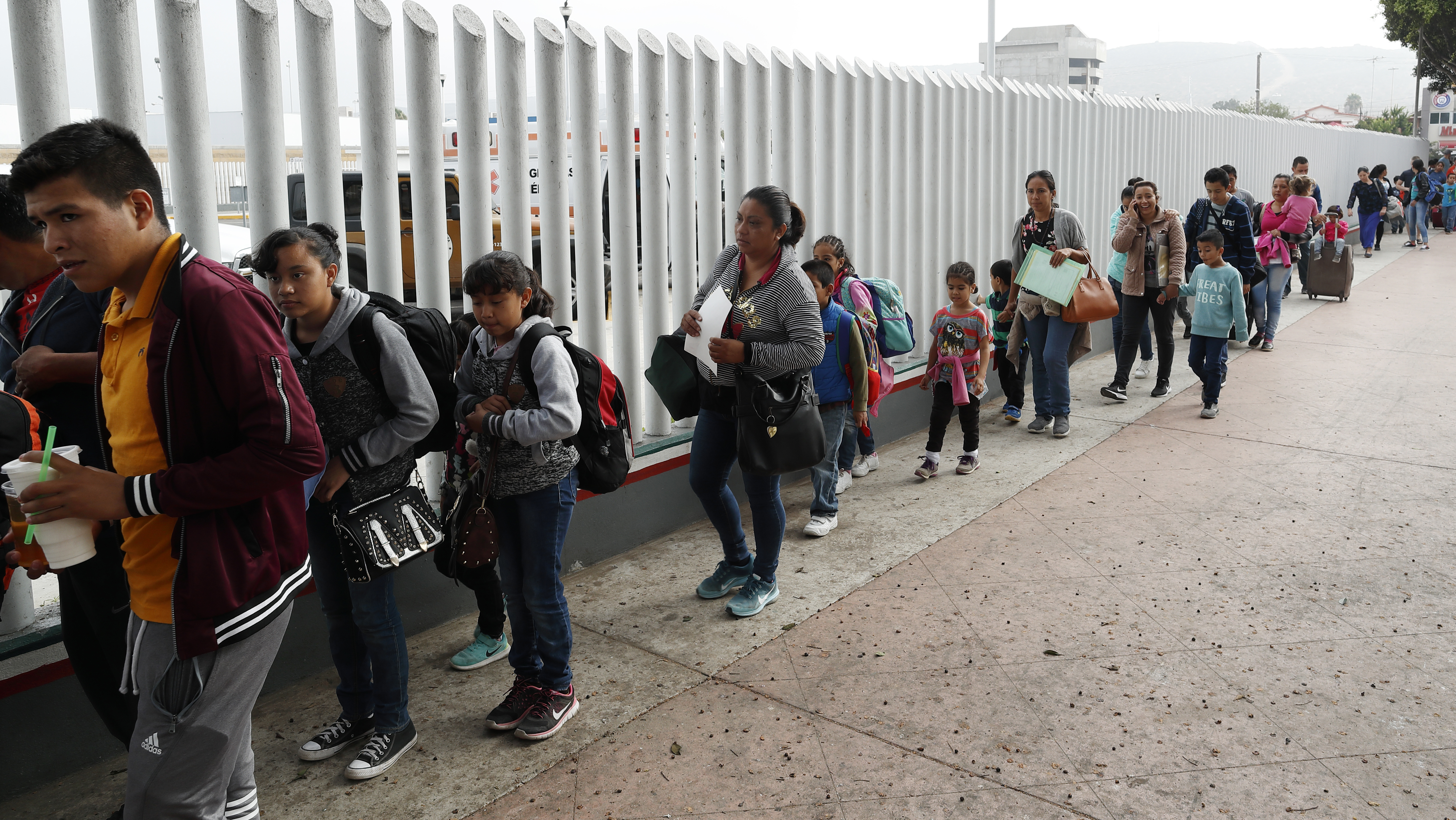 Whistleblowers Say CBP Knowingly Broke The Law As It Turned Back Asylum-Seekers
