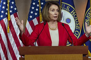Taking Back The House Could Be 'Life And Death' For Democ...