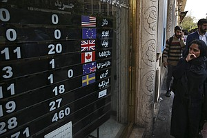 Reimposing Sanctions Will Hasten End Of Iran Nuclear Deal...