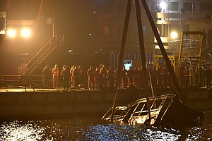 Chinese Bus Plunged Into River After Passenger Assaulted ...
