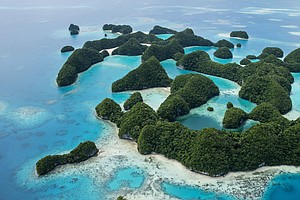 Palau, In Western Pacific, Is First Nation To Ban 'Reef-Toxic' Sunscreens