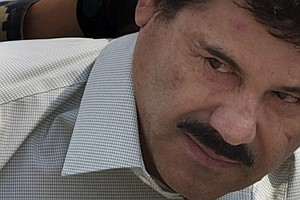 Notorious Drug Lord 'El Chapo' Heads To Trial In New York