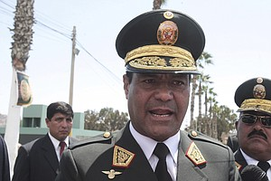 Peru's Ex-Police Chief Arrested In Alleged Baby Trafficki...