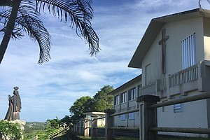 Guam's Catholic Church To File Bankruptcy Amid Deluge Of Sex Abuse Lawsuits