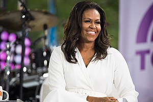 Michelle Obama Tells The Story Of 'Becoming' Herself — An...