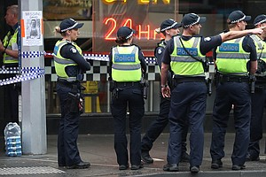 3 Stabbed, 1 Dead In Australia In Incident Police Say Is ...