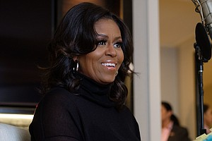 Michelle Obama Tells NPR She 'Never Ever' Would Have Chos...
