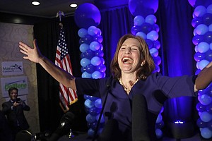 A Third Rail No More: Incoming House Democrats Embrace Gu...