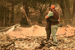 Megafires More Frequent Because Of Climate Change And For...