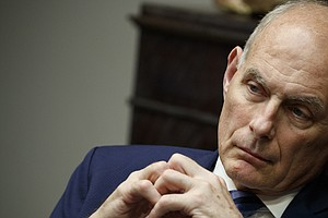 Chief Of Staff John Kelly To Leave White House At The End...